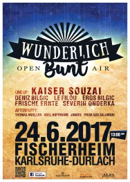 Wunderlich Bunt 2017 Open Air
