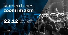 ZOOM   electronic music event w/ Chris Tietjen [Cocoon]