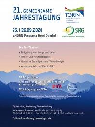 21. Gemeinsame Jahrestagung der TGRN & SRG